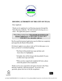 Tulsa Housing Authority